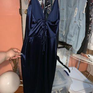 07ea42656a Windsor Dresses | Kenzie Formal Lattice Midi Dress | Poshmark